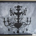 Chandelier-Painting