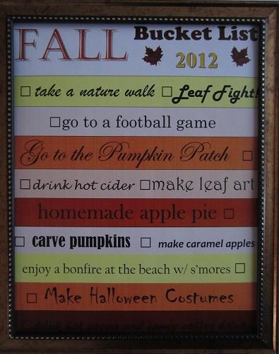 Fall-Bucket-List-2012