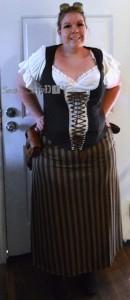 Steampunk-Costume