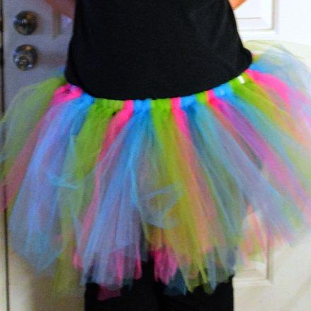 Make Your Own DIY Tutu