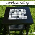Mosaic-Table-Top