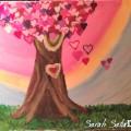 Heart-Tree-Painting