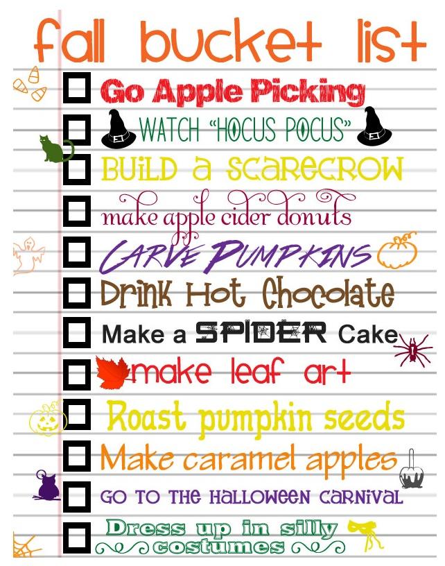 Fall-Bucket-List-2014